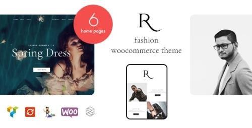 ThemeForest - Rion v1.0.6 - Fashion WordPress Theme for WooCommerce - 24487482