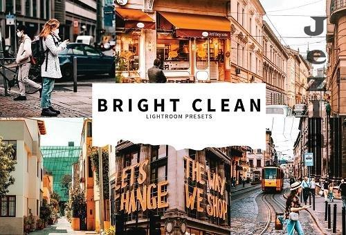 CreativeMarket - 10 Bright Clean Lightroom Presets 5787575