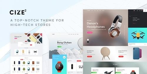 ThemeForest - Cize v1.1.9 - Electronics Store WooCommerce Theme - 23383389