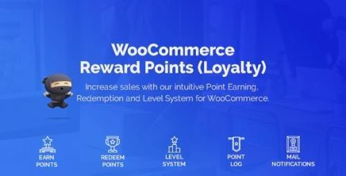CodeCanyon - WooCommerce Reward Points v1.0.19 - 29123909