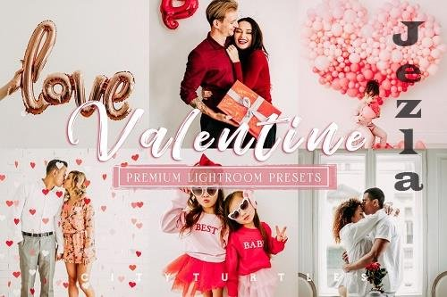 CreativeMarket - Valentine Portrait LRM Presets 5830165