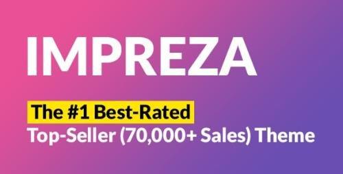 ThemeForest - Impreza v7.13 - Multi-Purpose WordPress Theme - 6434280