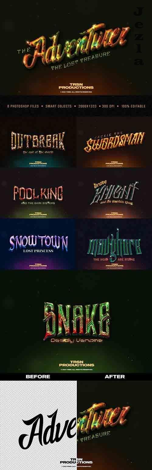 GraphicRiver - 3D Text Effects 30092690