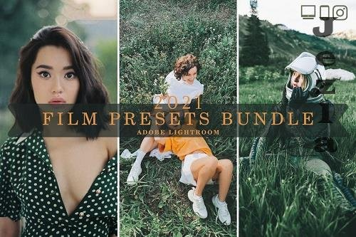 CreativeMarket - Film Presets Bundle Lightroom Filter 5750619