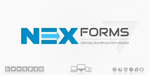 CodeCanyon - NEX-Forms v7.8.3 - The Ultimate WordPress Form Builder - 7103891 - NULLED