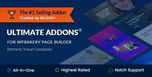 CodeCanyon - Ultimate Addons for WPBakery Page Builder (formerly Visual Composer) v3.19.9 - 6892199 - NULLED