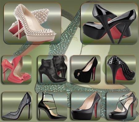Png клипарты - Женские туфли