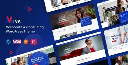ThemeForest - Miva v1.0.2 - Business Consulting WordPress Theme - 29751811