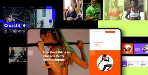 ThemeForest - Cora v1.0 - Responsive Sport Clubs HTML Template (Update: 28 November 20) - 25728735