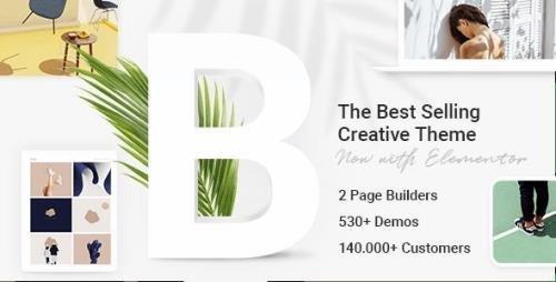 ThemeForest - Bridge v25.1 - Creative Multipurpose WordPress Theme - 7315054 - NULLED