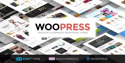 ThemeForest - WooPress v6.3.2 - Responsive Ecommerce WordPress Theme - 9751050 -