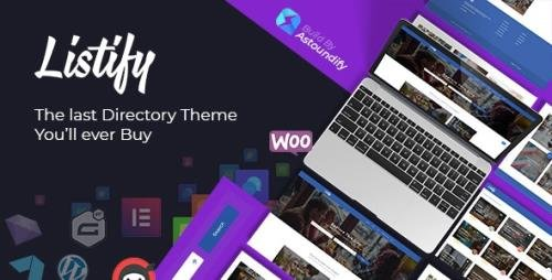 ThemeForest - Listify v2.13.6 - Directory WordPress Theme - 9602611