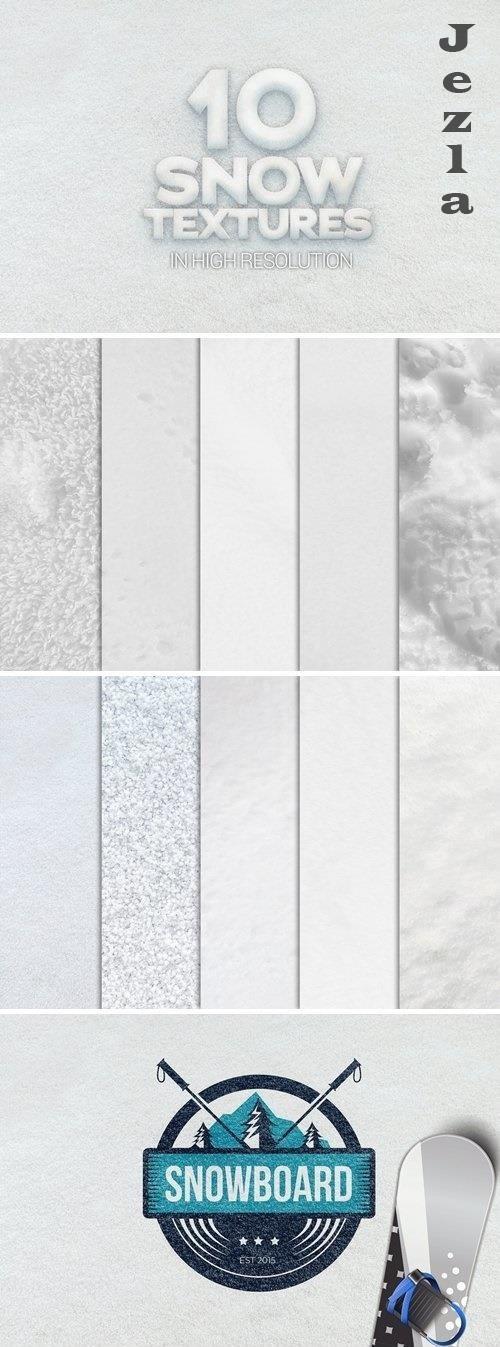 Snow Textures x10 - 5816270