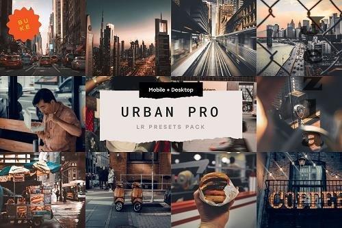 CreativeMarket - Urban Pro – 5 LRM Presets 5036183