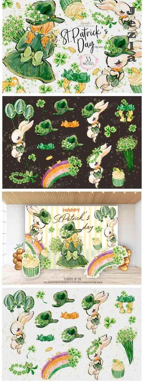 St.Patrick's Day illustrations - 1221662