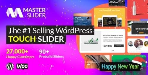 CodeCanyon - Master Slider v3.4.10 - Touch Layer Slider WordPress Plugin - 7467925