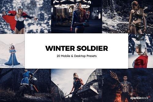 20 Winter Soldier LRM Presets - 5921275