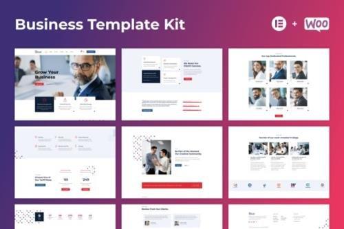 ThemeForest - Skat v1.0.0 - Corporate & Business Elementor Template Kit - 30594546
