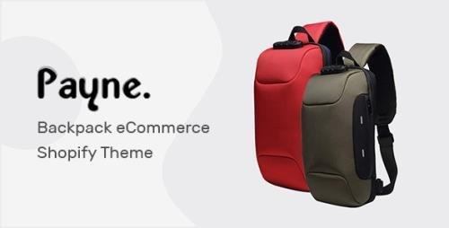 ThemeForest - Payne v1.0.2 - Backpack eCommerce Shopify Theme - 29738813