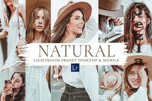 10 Natural Mobile & LRM Preset - 5920290