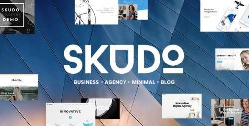 ThemeForest - Skudo v1.7.5 - Responsive Multipurpose WordPress Theme - 20943362