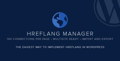 CodeCanyon - Hreflang Manager v1.12 - WordPress Plugin - 6543147