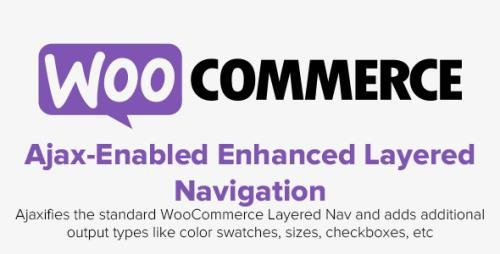 WooCommerce - Ajax-Enabled Enhanced Layered Navigation v1.5.0