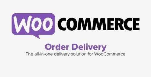 WooCommerce - Order Delivery v1.8.6