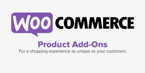 WooCommerce - Product Add-Ons v3.4.0