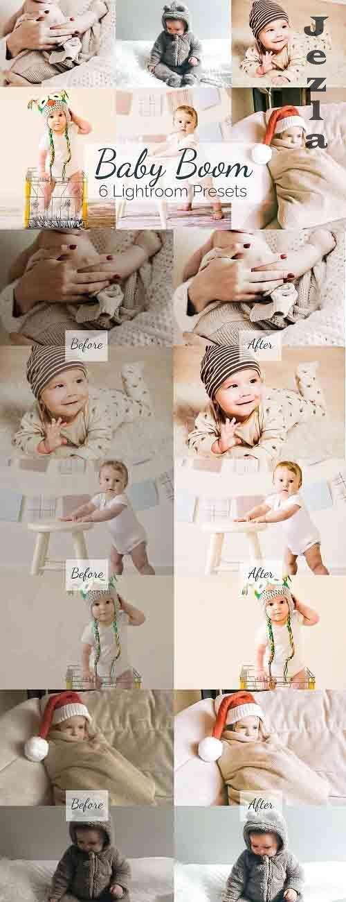 CreativeMarket - Baby Boom - LRM Presets Pack 5836549