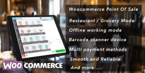 CodeCanyon - Openpos - WooCommerce Point Of Sale(POS) v4.9.4 - 22613341