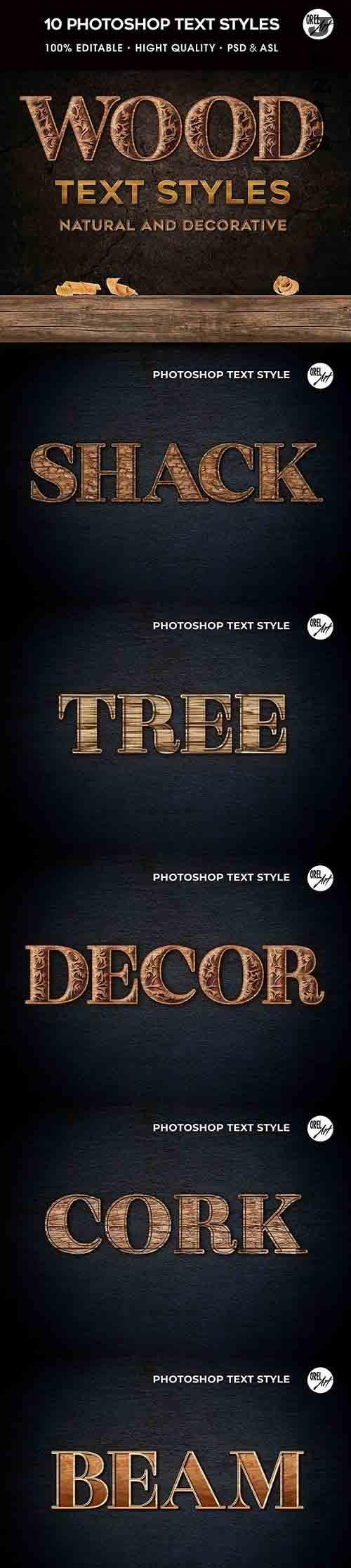 GraphicRiver - Wood PHSP Styles 30366448