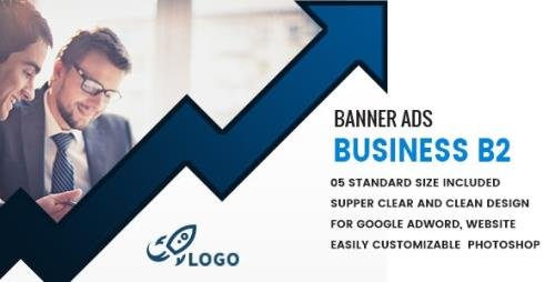 CodeCanyon - Business Banners HTML5 D2 - Animate v1.0 - 18700459