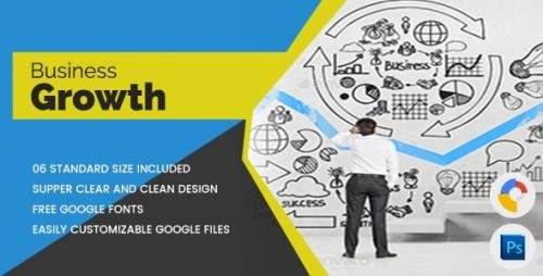 CodeCanyon - Business Growth Banners HTML5 - GWD v1.0 - 17779746