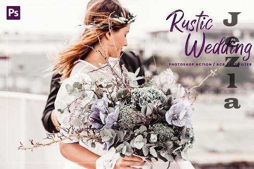 10 Rustic Wedding Ps Action ACR LUT - 5939376