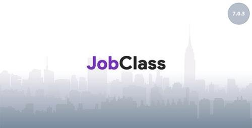 CodeCanyon - JobClass v7.0.3 - Job Board Web Application - 18776089 -