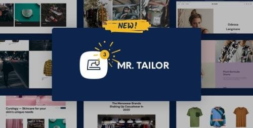 ThemeForest - Mr. Tailor v3.0.5 - eCommerce WordPress Theme for WooCommerce - 7292110