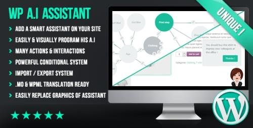 CodeCanyon - WP A.I Assistant v2.902 - 10070762