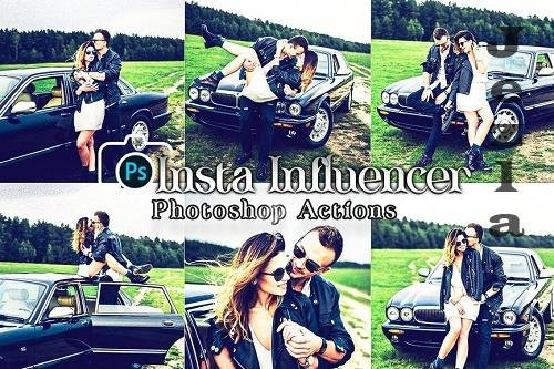 Influencer PHSP Actions