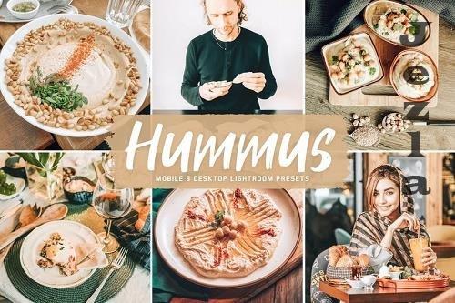 Hummus Mobile & Desktop LRM Presets