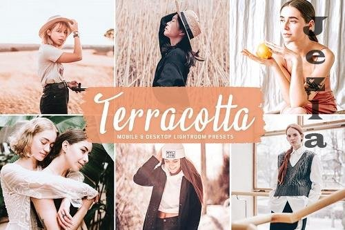 Terracotta Mobile & Desktop LRM Presets