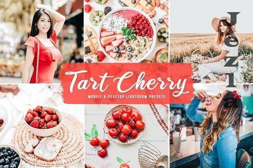 Tart Cherry Mobile & Desktop LRM Presets