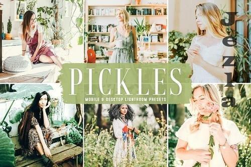 Pickles Mobile & Desktop LRM Presets