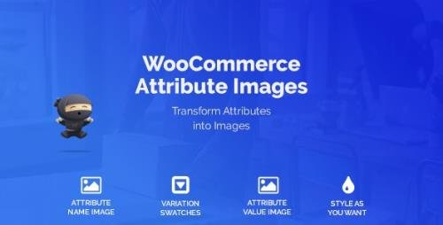 CodeCanyon - WooCommerce Attribute Images & Variation Swatches v1.2.4 - 22177795