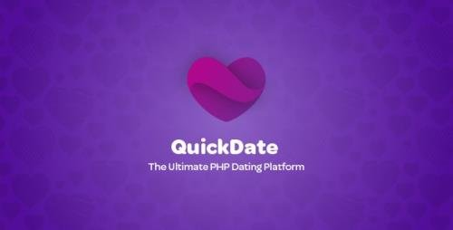 CodeCanyon - QuickDate v1.4.2 - The Ultimate PHP Dating Platform - 23268605 -