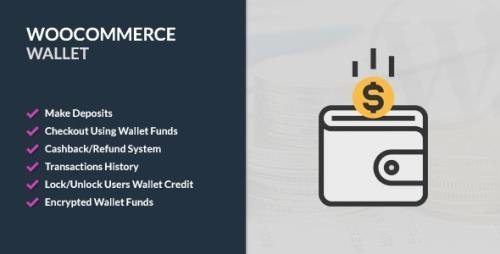 CodeCanyon - WooCommerce Wallet v2.8.2 - 19502593