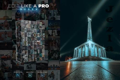Edit Like A PRO 14th - Photoshop & Lightroom