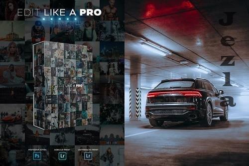 Edit Like A PRO 12th - Photoshop & Lightroom
