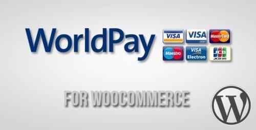 CodeCanyon - WorldPay Gateway for WooCommerce v1.7.8 - 1621916