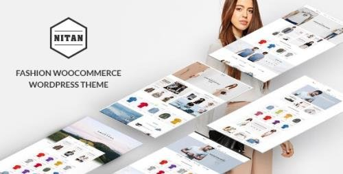 ThemeForest - Nitan v2.7 - Fashion WooCommerce WordPress Theme - 16936963